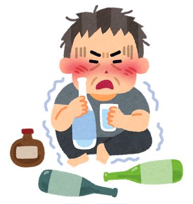 初期 症状 中毒 アルコール